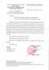 Công văn của Đảng đoàn Liên hiệp các Hội khoa học và Kỹ thuật Việt Nam về việc đề xuất đối tượng hưởng trợ cấp theo Kết luận số 59-KL/TW của Ban Bí thư TƯ