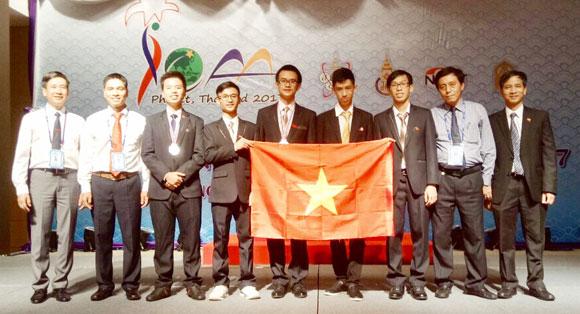 Olympic quốc tế thiên văn học và vật lý thiên văn